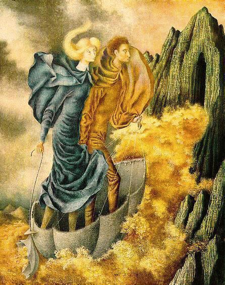 Remedios Varo Uranga - Peintre dans Peinture Remedios-Varo-02a